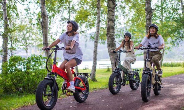 絶景ビーナスライン e-バイクサイクリング ツアー